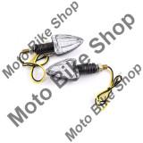 MBS Set lampi semnalizare cu leduri-negru-romb-brat scurt, Cod Produs: MBS031112