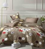 Cumpara ieftin Lenjerie de pat dublu din microfibră , cu 2 fete de perna, Evia Home MF010/24