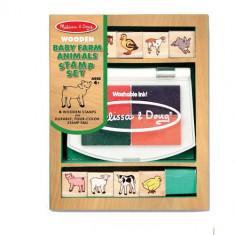 Set de Stampile Pui de Animale Domestice