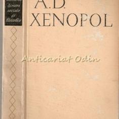 Scrieri Sociale Si Filosofice - A. D. Xenopol, A.D. Xenopol