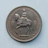 MAREA  BRITANIE  -  5 Shillings 1953  -  Coronation of Queen Elizabeth II