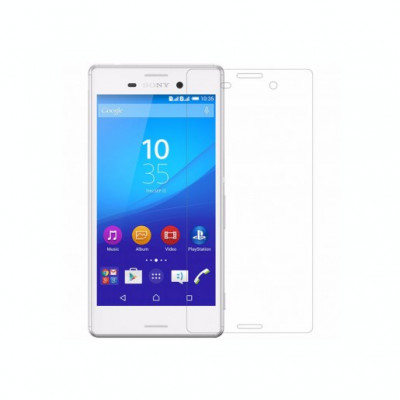 Tempered Glass - Ultra Smart Protection Sony Xperia M4 Aqua foto