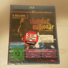 [BluRay] Slumdog Millionaire - film original bluray SIGILAT