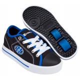 Heelys Classic X2 Black/White/Blue
