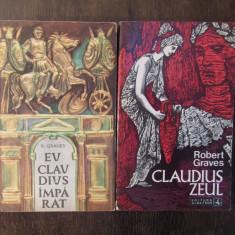 ROBERT GRAVES -CLAUDIUS ZEUL ,EU CLAUDIUS IMPARAT