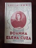 DOAMNA ELENA CUZA-LUCIA BORS-R6E