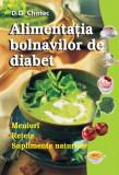 Alimentaţia bolnavilor de diabet