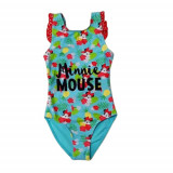 Costum de baie intreg Minnie Mouse tropical 4ani (104cm)