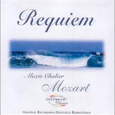 CD Requiem Alexis Chalier Mozart