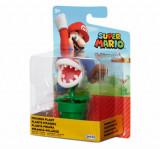Cumpara ieftin Figurina Mario Nintendo 6 cm - Piranha Plant