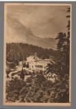 CPI B 12279  CARTE POSTALA - SINAIA. VEDERE DIN PARC, 1956, RPR