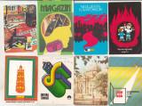 Bnk cld Lot 20 calendare romanesti vechi diferite