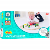 Primul meu tren - set PlayLearn Toys