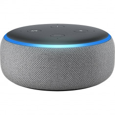Boxa inteligenta Amazon Echo Dot 3 Gri