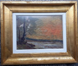 Rudolf Schweitzer Cumpana 1923, Peisaje, Ulei, Altul