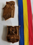 SV * Moldova  *  URSS  *  LOT  2 INSIGNE   CETATEA HOTIN Construita in SEC. XIII