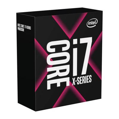 Procesor Intel Core i7-9800X Octa Core 3.8 GHz socket 2066 BOX foto