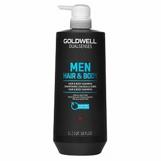 Goldwell Dualsenses Men Hair & Body Shampoo sampon si dus gel 2in1 1000 ml foto