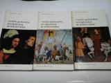 VIETILE PICTORILOR, SCULPTORILOR SI ARHITECTILOR - GIORGIO VASARI - 3 volume