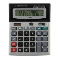 Calculator birou Euler Esperanza, display mare, 12 cifre