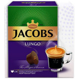 Capsule cafea Jacobs Lungo compatibile Dolce Gusto 98g 14 buc