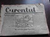 Ziarul Curentul , director Pamfil Seicaru , 14 aprilie nr.1868/1933