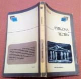 Antigona. Electra. Traducere de N. Carandino - Sofocle