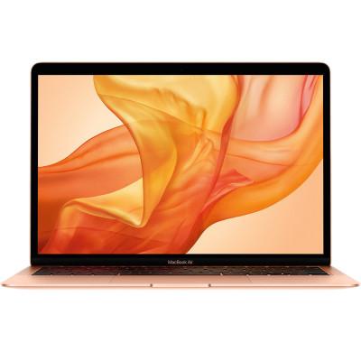 MacBook Air 13'' 2020, MWTL2, Intel i3, 1.1Ghz, 8GB RAM, 256GB SSD, Touch ID sensor, DisplayPort, Thunderbolt, Tastatura layout INT, Gold (Auriu) foto