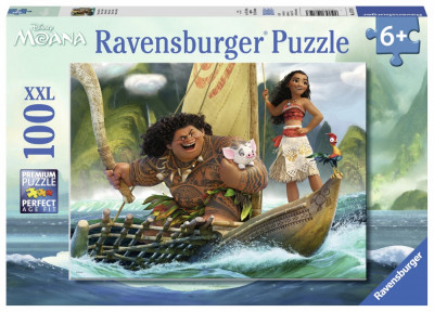 Puzzle Moana, 100 Piese foto