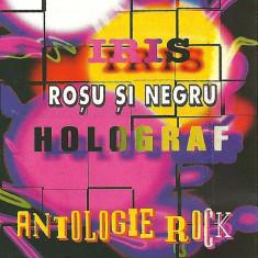 Caseta  Antologie Rock Volumul 2, originala, holograma