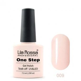 Oja semipermanenta ONE STEP Lila Rossa nr 09