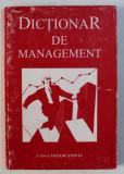 DICTIONAR DE MANAGEMENT de CENECO , 1999