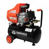Compresor 24L Daewoo 2 CP 195L/min 8 Bar - DAC24D