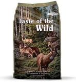 Cumpara ieftin Taste of the Wild Pine Forest 12.7 kg + cadou 1 x ulei somon dr Bute 250 ml