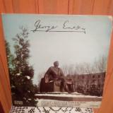 Cumpara ieftin -Y- GEORGE ENESCU - SONATA NR.1 PENTRU PIAN , VIOARA IN RE MAJOR..., VINIL