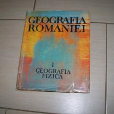 GEOGRAFIA ROMANIEI VOL,1 GEOGRAFIA FIZICA