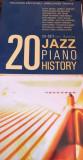 20 jazz piano history, CD