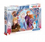 Puzzle Disney - Frozen 2, 60 piese, Clementoni