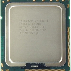 Procesor server Intel Xeon Six Core E5645 SLBWZ 2.4Ghz LGA 1366