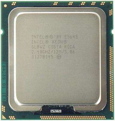 Procesor server Intel Xeon Six Core E5645 SLBWZ 2.4Ghz LGA 1366 foto