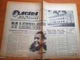 flacara iasului 19 august 1964-balada bahluiului,articol pascani si raionul iasi