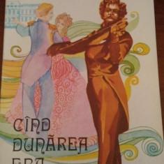 Cand Dunarea era albastra – George Sbarcea