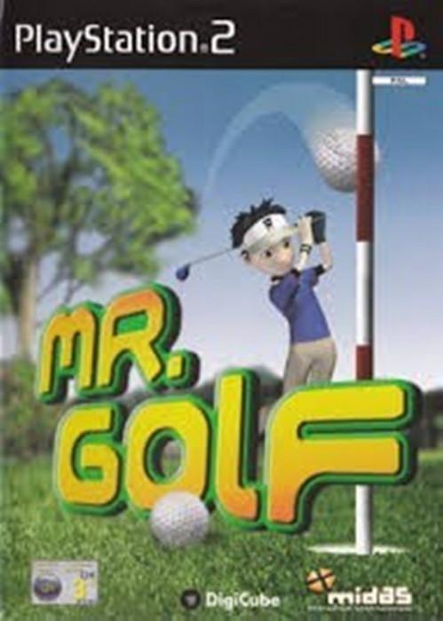 Joc PS2 Mr Golf