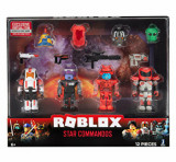 Set 4 figurine interschimbabile Roblox - Star Commandos