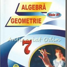 Algebra Geometrie Clasa a VII-a - Artur Balauca, Mariana Ciobanasu