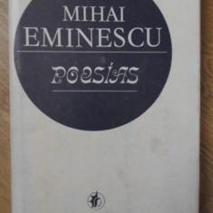 POESIAS. VERSION ESPANOLA Y NOTAS POR VALERIU GEORGIADI - MIHAI EMINESCU