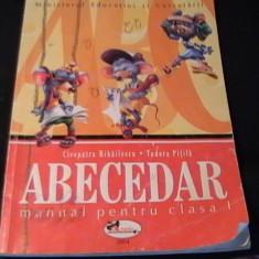 ABECEDAR- MANUALPENTRU CLS-I-A-CLEOPATRA MIHAILESCU-TUDORA PITICA-