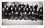 Cluj veteranii 1848,Kolozsvar,48-as Honvedegylet tagjai a 60-ik evfordulon 1909