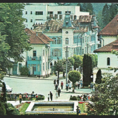 GOVORA – VEDERE DIN STATIUNE - CP CIRCULATA #colectosfera
