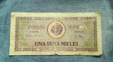 100000 Lei 1947 Romania